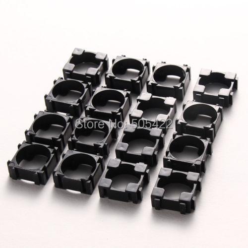 18650 Battery Safety Anti-vibration Holder Cylindrical Bracket Pack 1000pcs/lot
