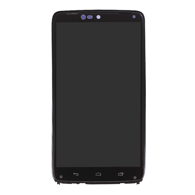 New LCD Display+Touch Screen Lens Assembly with frame For Motorola Droid Turbo XT1254 free shipping