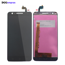 For Lenovo Vibe C2 K10a40 LCD Display Touch Screen Digitizer Phone Parts For Lenovo Vibe C2 Screen LCD Display Free Tools prime book чехол для lenovo vibe c2 power black