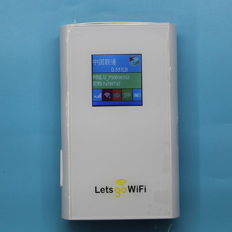 unlocked 4G Mcaron 1 4G Wireless Router 4G LTE Mobile WiFi Pocket mifi router 4g Hotspot