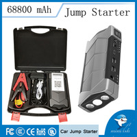 New Model Hot Sale MiniFish 12V Multi Function Car Jump Starter Portable Car Battery Charger