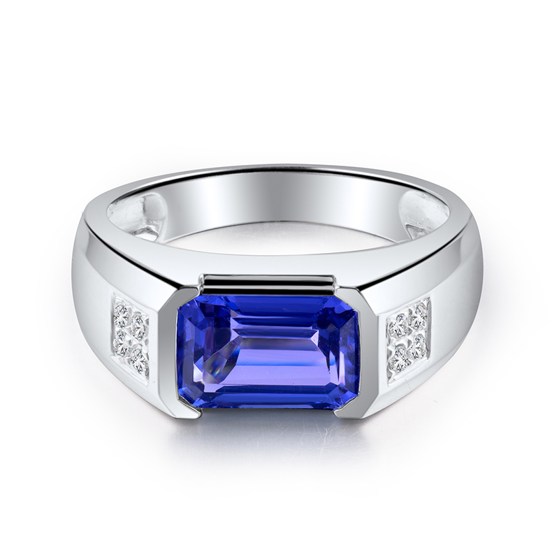 royal dhgate product ring s blue for gold women g jenny tanzanite from rings filled jewelry adventurer com nice stone gift wedding