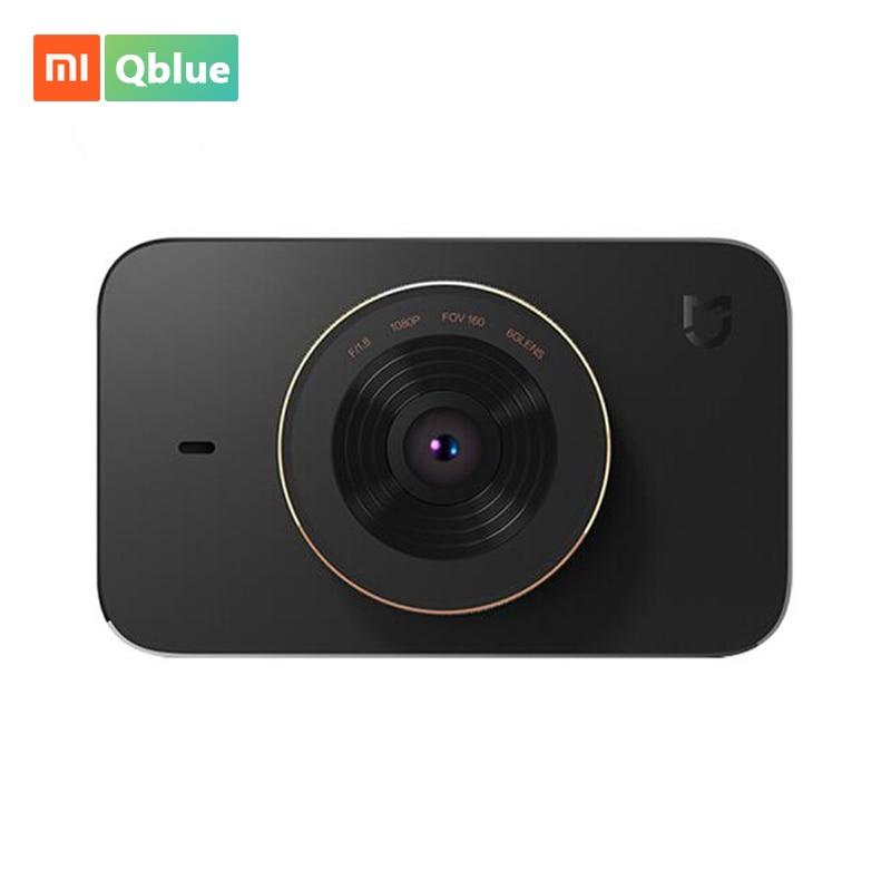 Xiaomi Mijia Smart Car Camera Recorder Carcorder F1.8 1080P 160 Degree Wide Angle 3 Inch HD Screen Driving Car Cam Recorder цена
