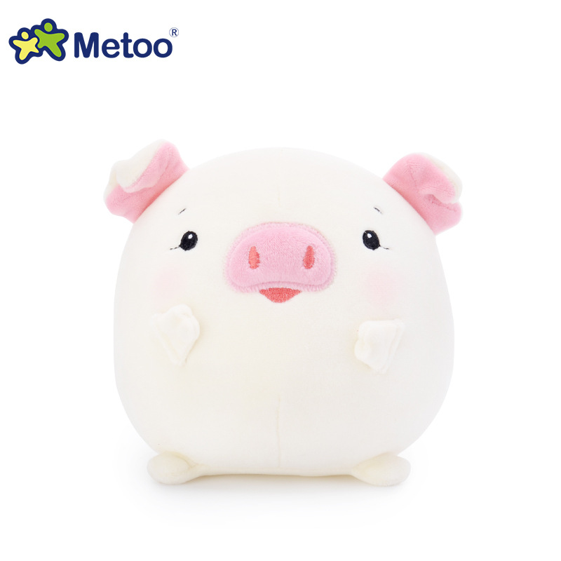 Kawaii Plush Stuffed Animal Toys for Baby Rabbit Metoo Doll