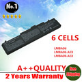 WHOLESALE New Laptop Battery For LG LE50 LM50 Replace LB32111B LB52113B LB52113D LSBA06.AEX  battery 6 cells free shipping