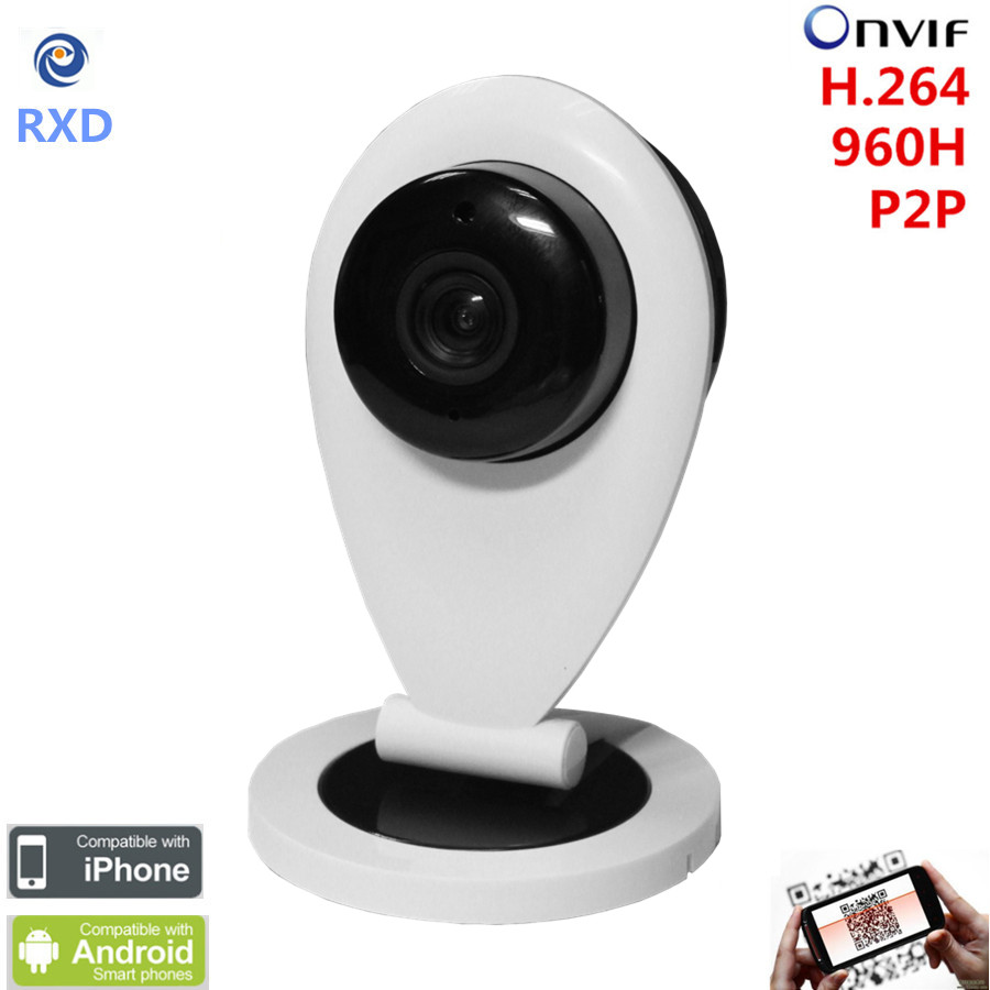 Cheap retailed white color baby monitor wireless wifi collected mini home ip camera buy monitor cheap