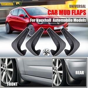 Mud Flaps For Vauxhall Opel Adam Astra Corsa Antara Insignia Vectra Zafira Mudflaps Splash Guards Mudguards Fender Front Rear