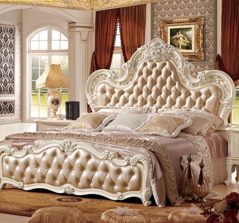 Ensembles de meubles de chambre de luxe