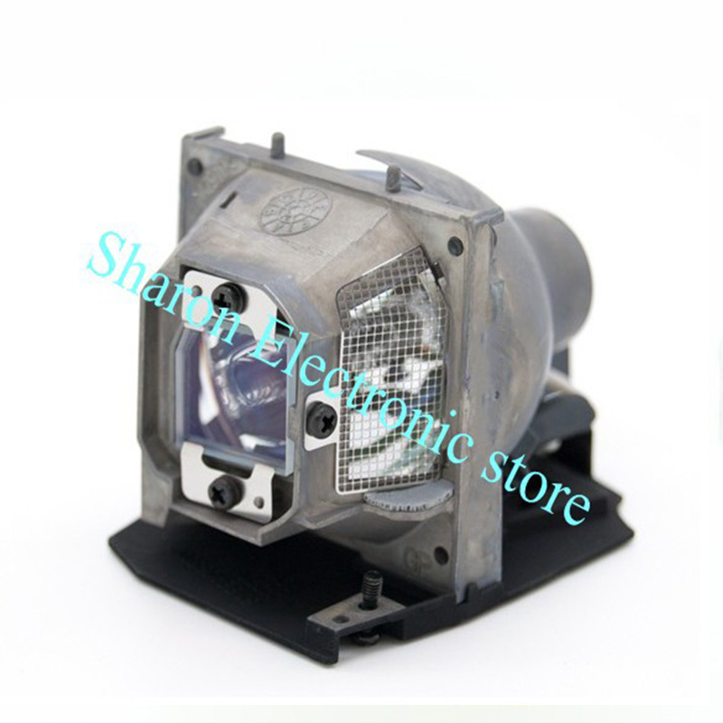 Free Shipping Brand New Comaptible projector lamp with housing  L1809A For Dell MP2210 MP2220 Projector free shipping brand new bl fs200c sp 5811100235 projector lamp with housing for ep1691 ep7155 tx7155 projector