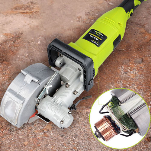 NEW 220V 4000W Electric Wall Chaser Groove Cutting Machine Wall slotting machine цена