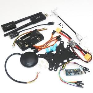 Image 1 - APM2.8 ArduPilot Mega 2.8 APM Flight Control Board + 6M /7M GPS +3DR 500MW Radio Telemetry 915Mhz + Mini OSD
