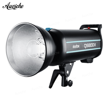 Godox QS800II 800Ws GN90 Professional Studio Strobe with Built-in Godox 2.4G Wireless X System Offers Creative Shooting