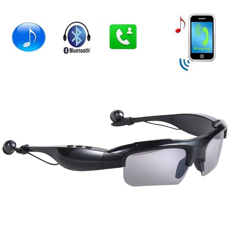mejor selección 63de0 d0479 € 16.19 35% de DESCUENTO|Gafas de sol Bluetooth gafas de sol auriculares  inalámbricos Bluetooth estéreo con micrófono manos libres para iPhone  Samsung ...