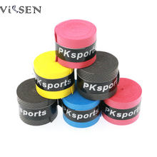Vissen Absorb Sweat Breathable Anti-Slip Racket Bat Belt fishing tackle accessories 10pcs /Pack Fishing Rod Handle Tape(China)