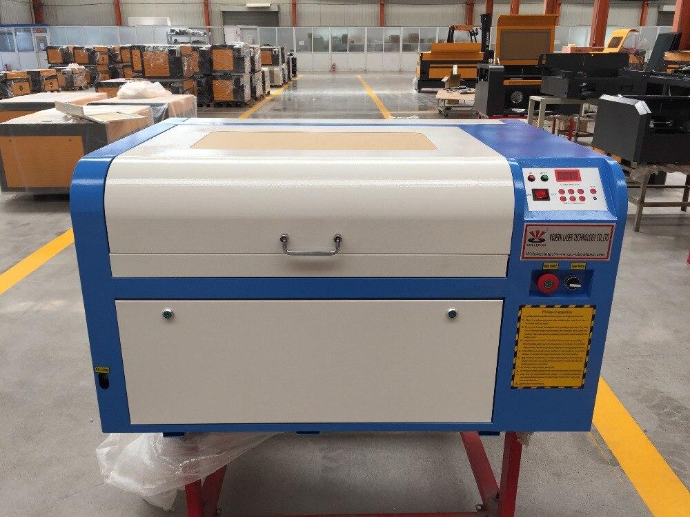 VOIERN 50W-M2 WR4060 co2 laser gravur maschine 220v / 110v laser cutter maschine diy CNC gravur schneiden maschine