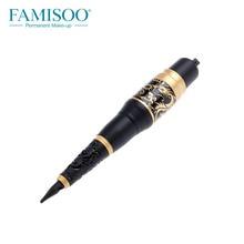купить Dragon Permanent Makeup Tattoo Machine Single Pen Professional Electric Tattoo Gun For Eyebrow Lips Beauty Makeup Body Art дешево