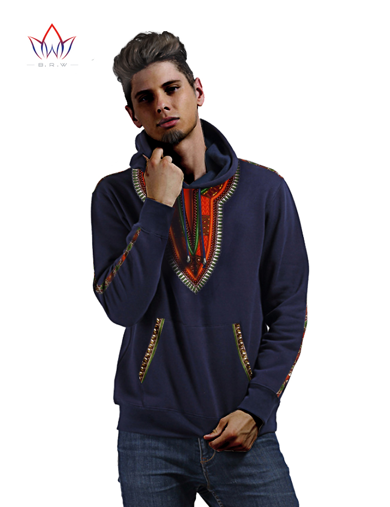 African Dresses for font b Men b font Autumn Winter Hoodies font b Men b font