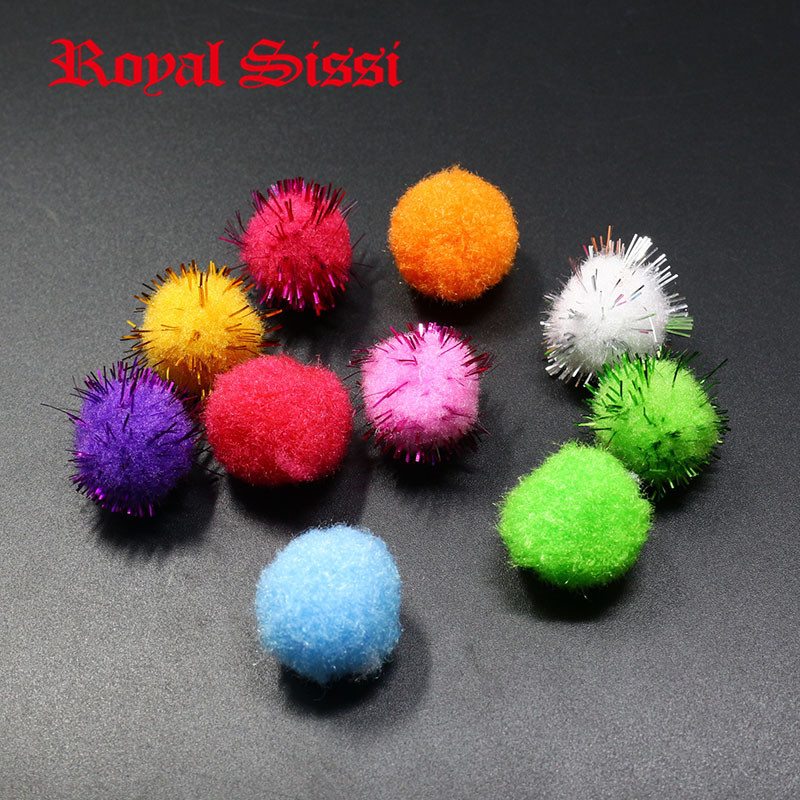 30pcs/pack colorful size S& M Synthetic Crystal Eggs/ Salmon/Trout Eggs Roe Imitate Natural Counterpart &fly tying streamer head