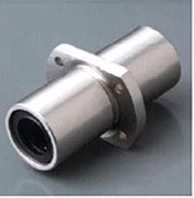 1pcs 2 Mounting Holes 2 Side D Shape Flange Linear Bearing for 25mm Rod LXM1pcs 2 Mounting Holes 2 Side D Shape Flange Linear Bearing for 25mm Rod LXM