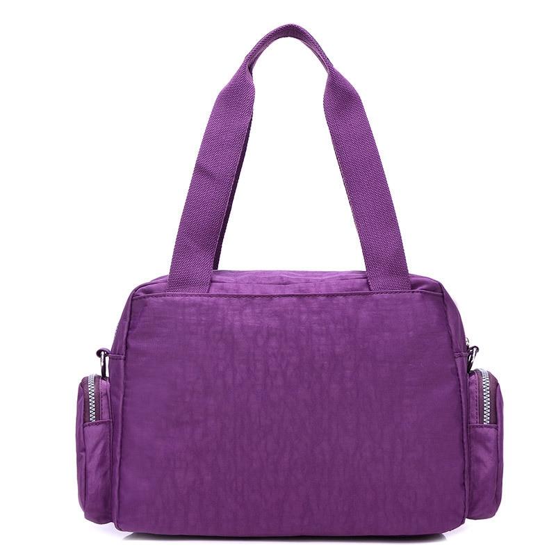 2018 New Nylon Waterproof Women's Over-the-shoulder Bags Fashion And Leisure Messenger Bags Luxury Handbags Women Bags Designer