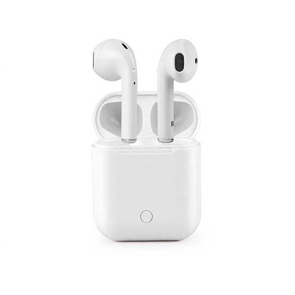 For Airpods Earpods TWS I7S C Wireless Bluetooth Earphones Stereo Earbuds In-Ear Earphon ...