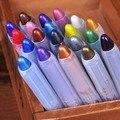 19 Colors Women Sexy Waterproof Shimmer Cosmetic Eyeliner Pencil Lip Liner Eye Shadow Pen