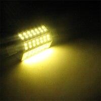 ICOCO 2 pcs/ensemble R7S 10 W 42 SMD5050 118mm Ampoules Projecteur Blanc Chaud de Haute Qualité Vente Chaude En Gros Promotion Vente