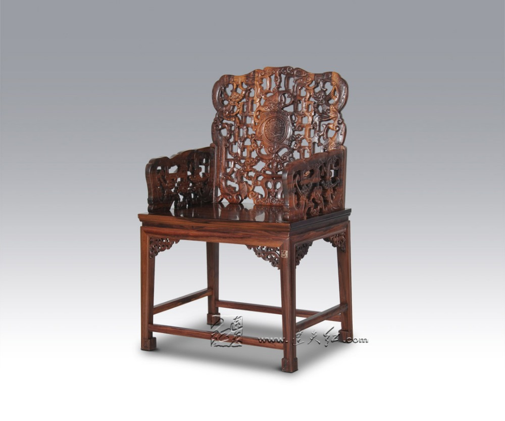 online get cheap solid wood dining room chairs aliexpress com classical rosewood armchair backed china retro antique chair with handrails solid wood living dining room furniture