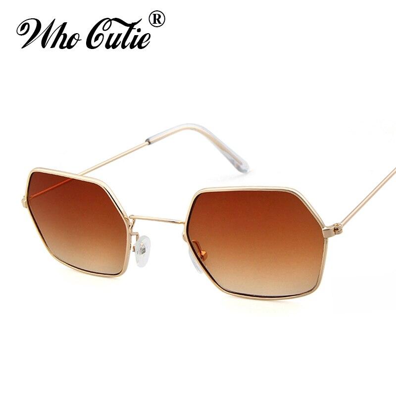 DIE CUTIE 2018 Marke Designer Rot Farbton Octagon Sonnenbrille ...