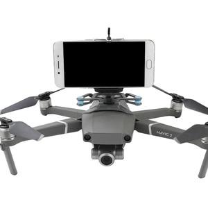 Image 5 - Drone رحلة ليلية أضواء أعلى كشاف الموسعة ل gopro hero منصب الكاميرا ل DJI mavic 2 برو/التكبير ملحقات طائرة بدون طيار
