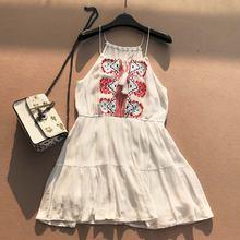 Новые женские платья для отдыха винтажные элегантные вечерние