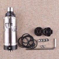 Marstech SQ-E Vape Serbatoio 4.5 ml Capacità 316SS RTA Top Riempimento Vaporizzatore Ricostruibile Atomizzatore con Olio Extra 2 Ponti