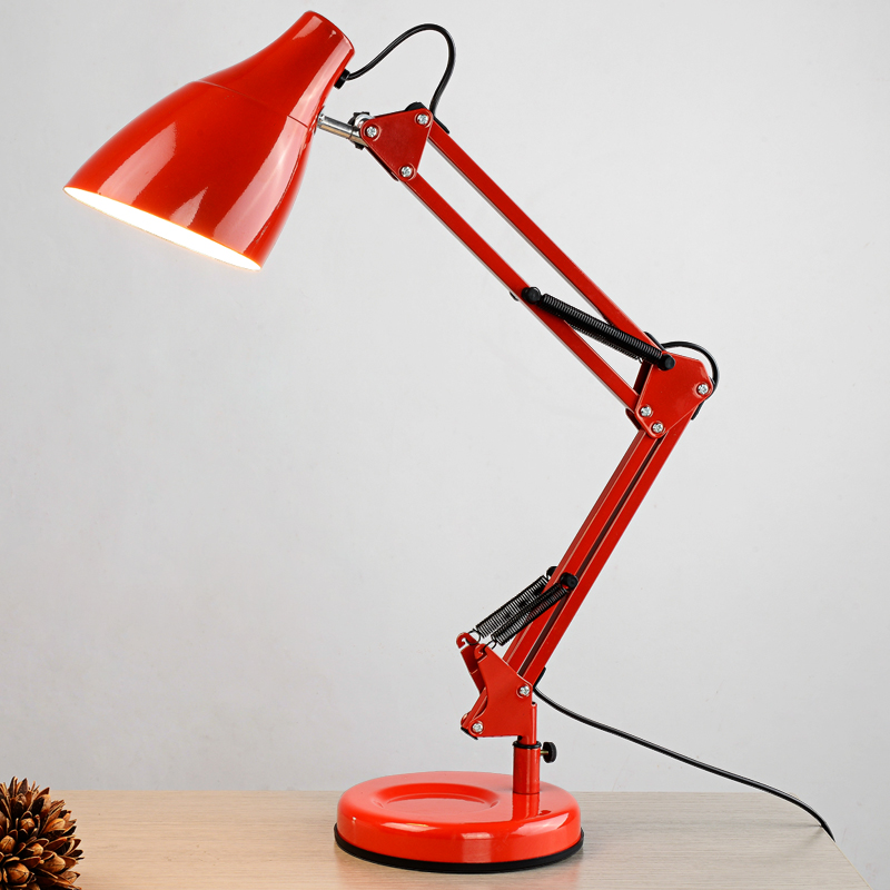 Led Reading Lamp Eye Learning Long Arm Folding Lamp