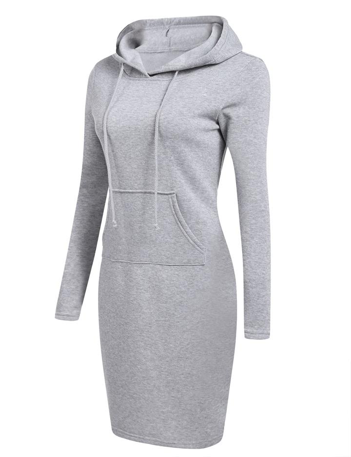 2017 Women Summer Autumn Dress Sexy Casual Swaetshirt Dress Tops Blusas Fashion Elegent Dresses Vestidos Long Sleeve Dress 11