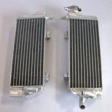 Производительность Алюминий радиатора для KTM EXC125 EXC250 EXC300 EXC 125/250/300 14 15 16 L& R