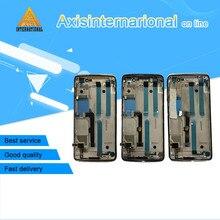 Para Alcatel One Touch Ídolo 4 LTE 6055 6055 P 6055Y 6055B 6055 K pantalla Lcd + el panel de Tacto digitalizador con marco envío gratis