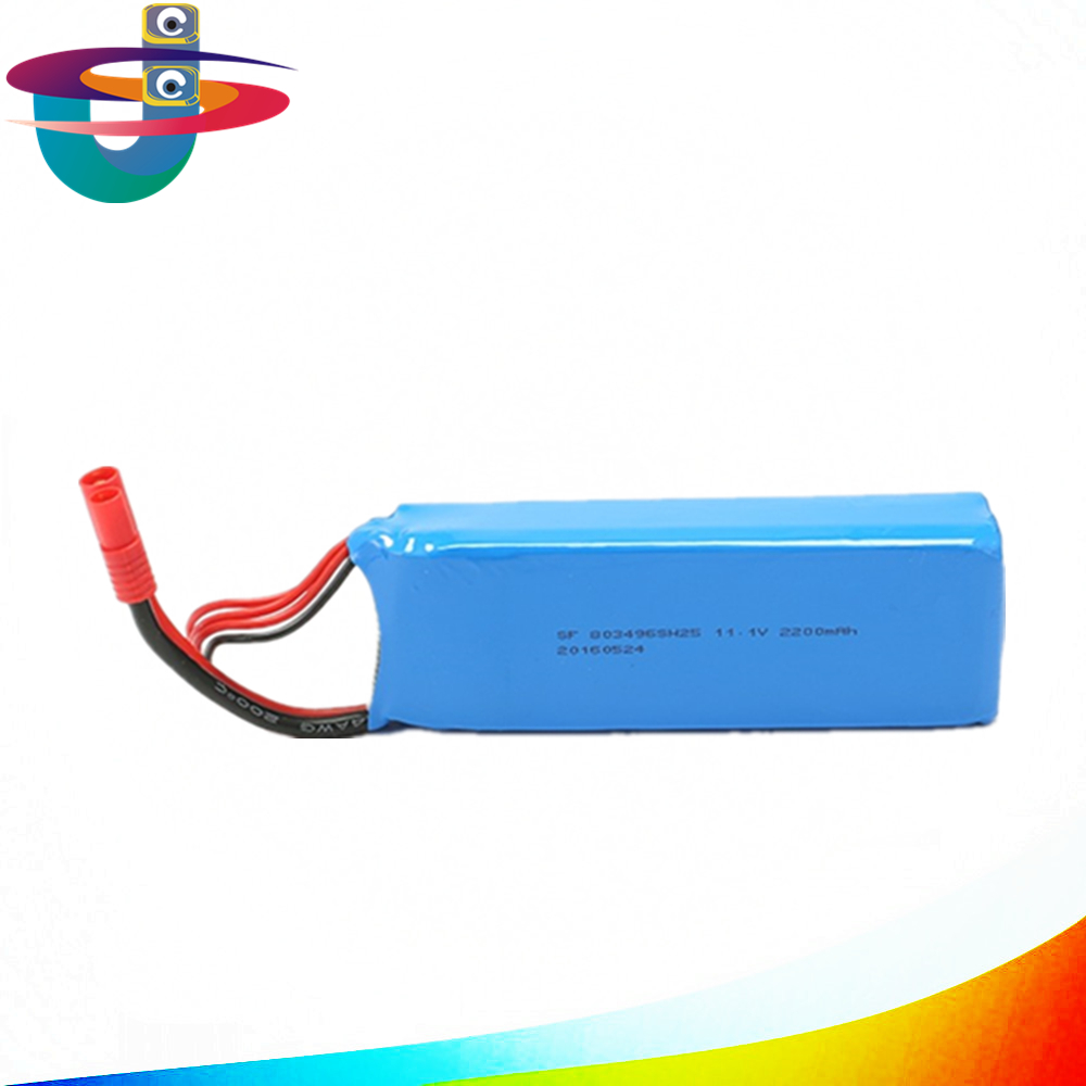 One piece RC Quadcopter Spare Parts 11.1V 2200mAh lipo battery for Rc Quadcopter drone bayangtoys x21 x16 FREE SHIPPING купить