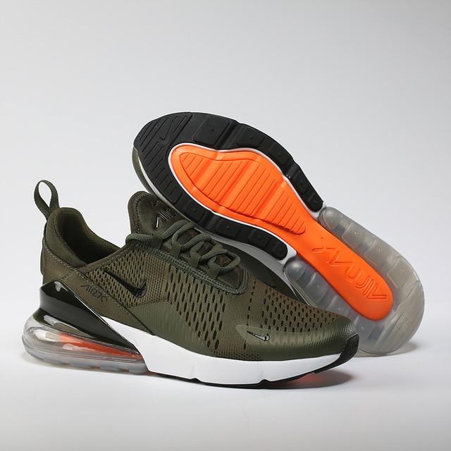 NIKE AIR MAX 270 chaussures de course hommes chaussures espadrilles de  chaussures taille EURO 40-