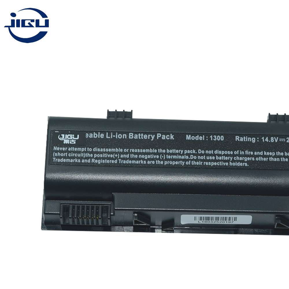 Image 4 - JIGU HD438 KD186 YD120 0XD184 TD429 TT720 UD532 WD414 XD187 Laptop battery forDell for Inspiron 1300 B120 B130 for Latitude 120L-in Laptop Batteries from Computer & Office