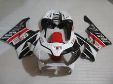 Kit de carenagem para motocicleta honda, para honda cbr900rr 919 98 cbr 900rr cbr 900 rr 1998 1999 abs preto branco vermelho conjunto de carenagens + presentes hg09