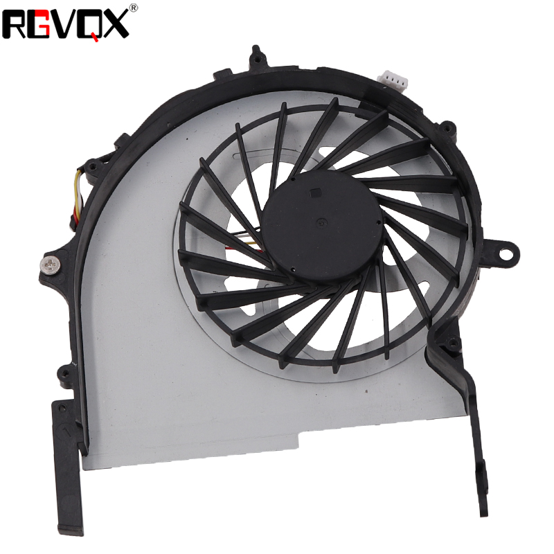 Купить с кэшбэком New Laptop Cooling Fan For Acer aspire 7745G Original PN: MG75090V1-B010-S99 CPU Cooler Radiator
