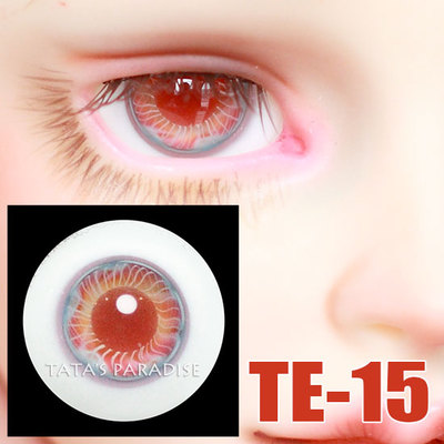 1 3 1 4 1 6 BJD Eyes 14mm 16mm glass Eyeballs for SD MSD YSD
