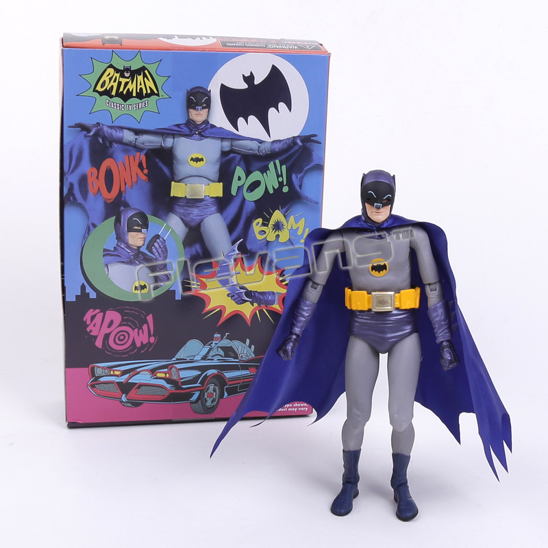 """Image 3 - Нека DC комиксы БЭТМЭН Супермэн Джокер ПВХ экшн фигурка коллекционная игрушка 7 """"18 смthe jokerdc comicscomics batman  АлиЭкспресс"""