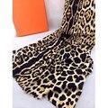Новое Поступление Высокое Качество Запад Горячие Продажа Леопардовый Хлопок Бренд Моды Шарф Большой Платок Для Женщин SH15103043