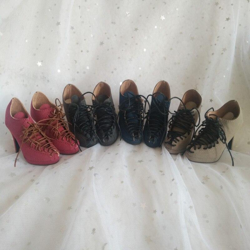 BJD accessories bjd high heel shoes for sd10 sd13 girl