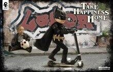 1/6 scale figure doll 15cm Lakor Batman BABY 6″ Action figure doll Collectible Figure Plastic Model Toys