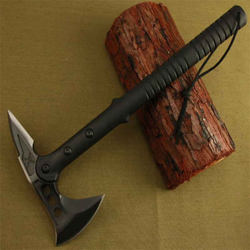 Camping with small tools camp axe outdoor will carry axe outdoor camping to save fire axe цена 2017