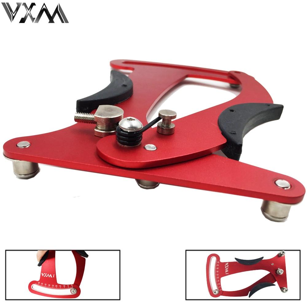VXM Bike Tool Spoke Tension Meter TB-ST12 spoke tension For MTB road Bicycle Building or truing wheels spoke tool yy 601a 7led cycling bicycle hot wheels spoke decorative lamp 9 change pattern