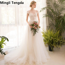Mingli Tengda Mori Super Fairy Shakespeare Wedding Dresses
