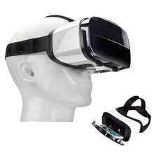 VR Box 3D VR Glasses Headset Virtual Reality Goggles Googles Cardboard 2.0 Version VR BOX For 4.0~6.3 inch Smartphones